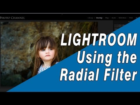 Lightroom: Adding a Vignette with the Radial Filter Tool