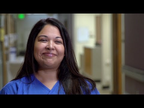 Parkland Health - Nurse Lily Solis with Emergency Department