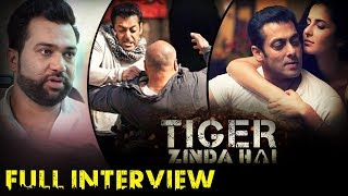 Ali Abbas Zafar | Tiger Zinda Hai | Full Interview