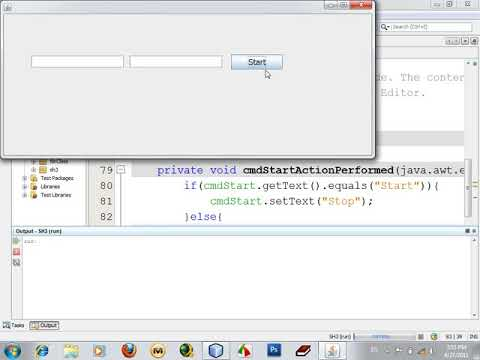 How to setBackground Color of TextField in Java Netbeans