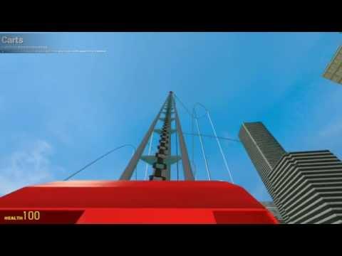 GMod Rollercoaster 2