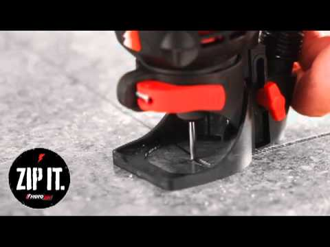 Cutting Laminate - ZIP IT with the RotoZip RotoSaw+