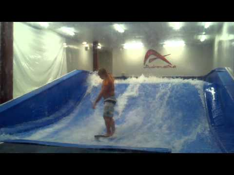 Tampa FL Surfing at Adrenalina Store