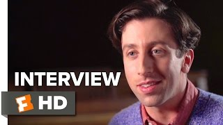 Florence Foster Jenkins Interview - Simon Heldberg (2016) - Biography Movie