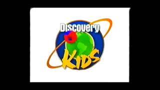Discovery Kids Latinoamérica - Créditos Boo! + Enseguida + Intro Paz - Febrero 2004