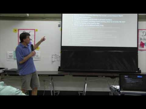 Introduction Approval of Minutes and Agenda   160518 Meeting Video