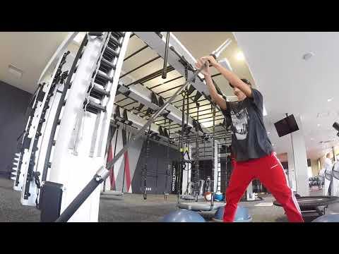 [Workout] Hard training
