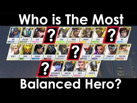The Most Balanced Hero in Overwatch