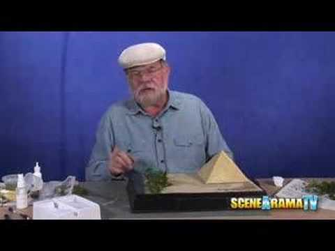 How To Build A Desert Diorama (Part 2) - School Project | Scene-A-Rama