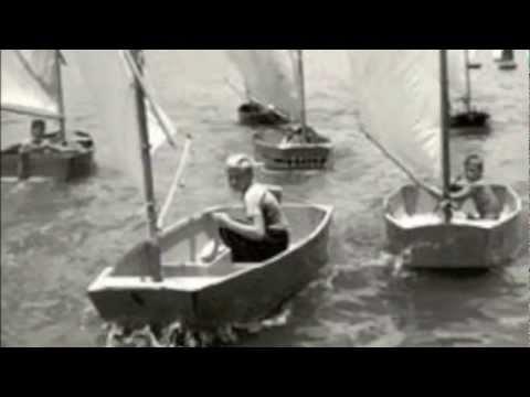 Building a plywood Optimist Pram (dinghy) - Part 5