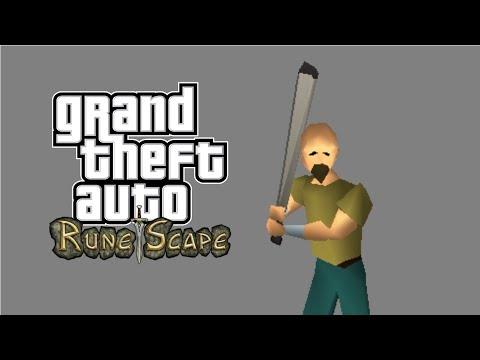 RuneScape GTA Mode!