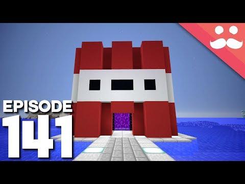 Hermitcraft 5: Episode 141 - Okay.. NOW It's Finished!!