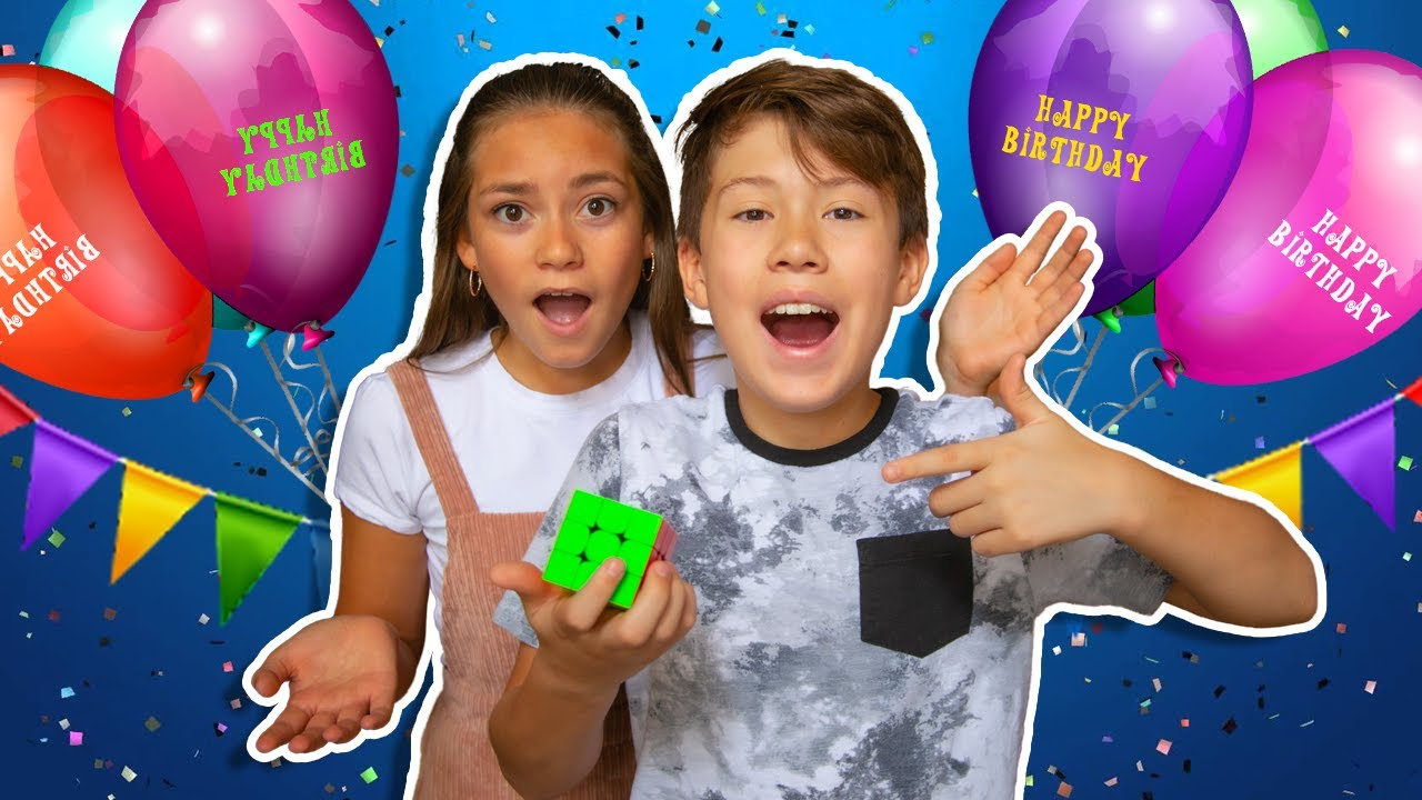 Mason's 12th Birthday Special! | We Lost His Present!