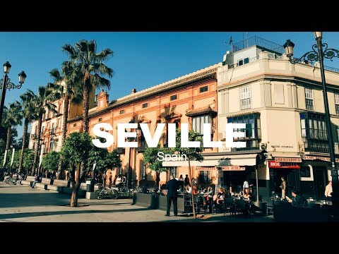 What to do in SEVILLE - SPAIN