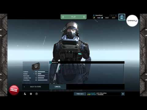 Tom Clancy's Ghost Recon Phantoms - Upgrading Your Gear