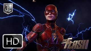 Justice League FLASH - Trailer | 2017 (The Flash)