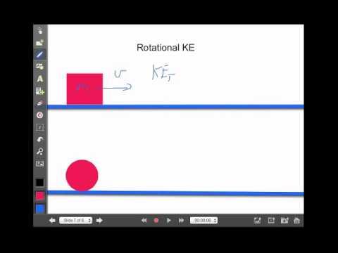Rotational Mechanics Lecture