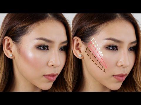 How to Contour Your Cheekbones