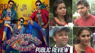 Bareilly Ki Barfi PUBLIC REVIEW