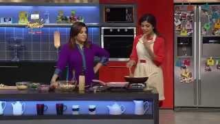 Behind the scenes with Shilpa Shetty on Videocon Farah Ki Daawat