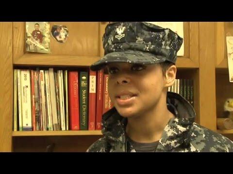 Military Mom Surprises Daughter