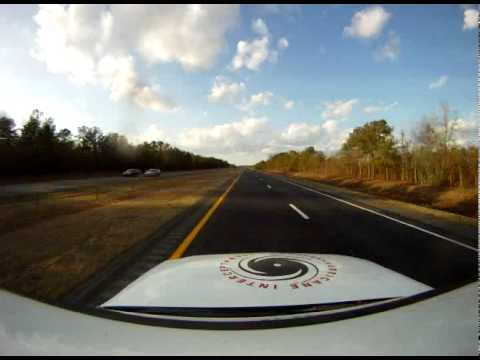 Wilmington to Raleigh in 54 Seconds