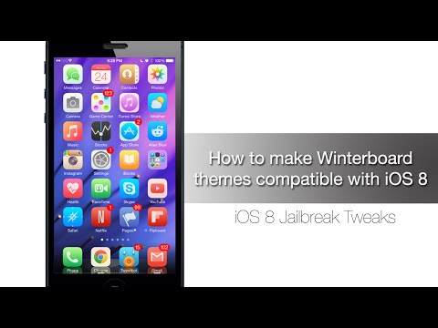 How to make Winterboard Themes Compatible with iOS 8 - iPhone Hacks
