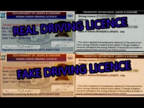 How to check driving licence online in india 2018