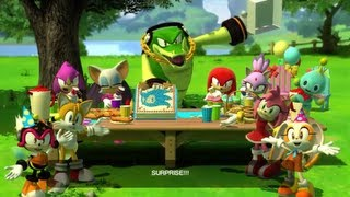 Sonic Generations (dunkview)