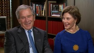 George W Bush On His New Book