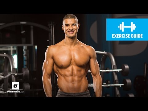 Get Rock Hard Abs With Cable Crunches | Lee Constantinou
