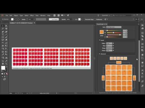 Color Shotgun ~ Color Matching PowerScript for Adobe Illustrator