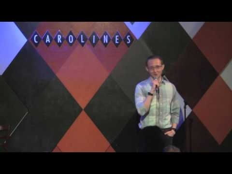 Shir Aviv Standup Comedy at Carolines, June 26 2016