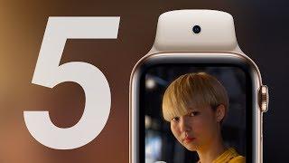 Exciting 2019 Apple Watch Series 5 Leaks & Rumors!