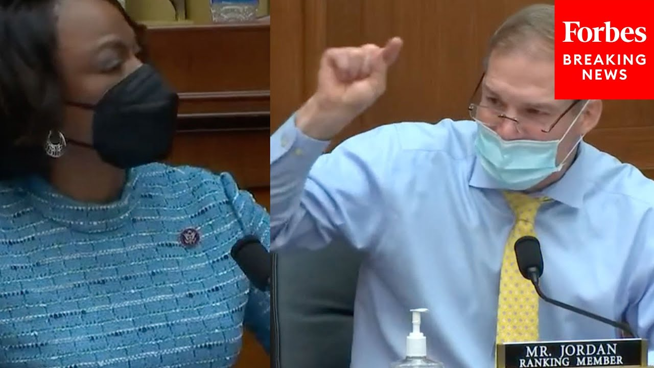 """I Have the Floor, Mr. Jordan! Did I Strike A Nerve?"" Val Demings, Jim Jordan Have Explosive Fight"
