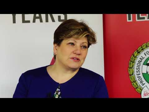 Emily Thornberry interview with SRtRC - What would you say to someone who learnt to accept racism?