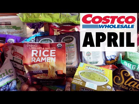 MASSIVE $500 COSTCO HAUL | MONTHLY GROCERY SHOP | STOCK UP SHOPPING AT COSTCO | ORGANIC COSTCO HAUL