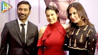 Kajol | Dhanush | Trailer & Music Launch Of Film VIP 2 | Lalkar | Full Event | Uncut