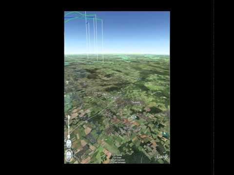 Airnav RadarBox 3D - Pilots View