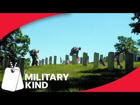 Soldiers honor fallen heroes