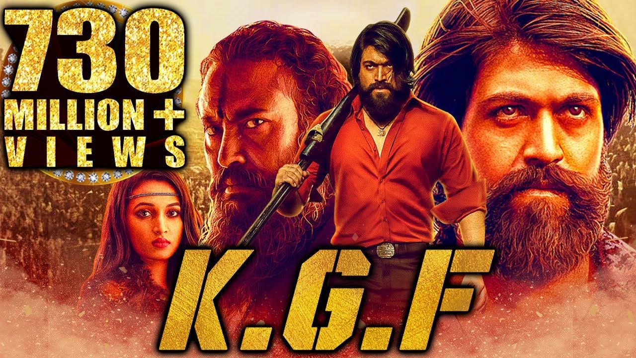 K.G.F Full Movie   Yash, Srinidhi Shetty, Ananth Nag, Ramachandra Raju, Achyuth Kumar, Malavika