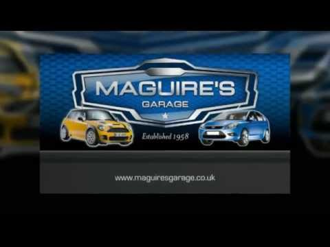 Maguires Garage - Used Cars for Sale in Northern Ireland