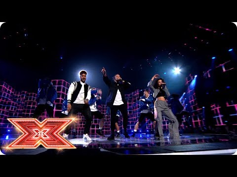 The Cutkelvins hope you'll show them love! | Live Shows | The X Factor 2017
