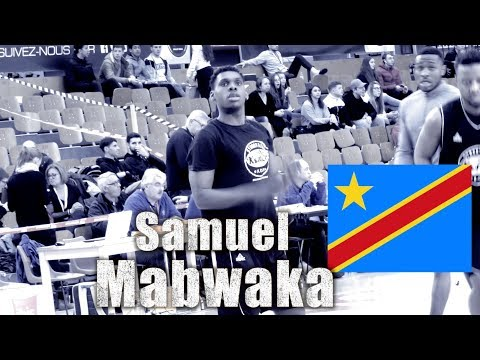 Samuel Mabwaka Highlights We R Ballers