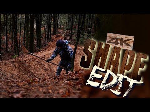 Trail Building // SHAPE EDIT#1 [4K]