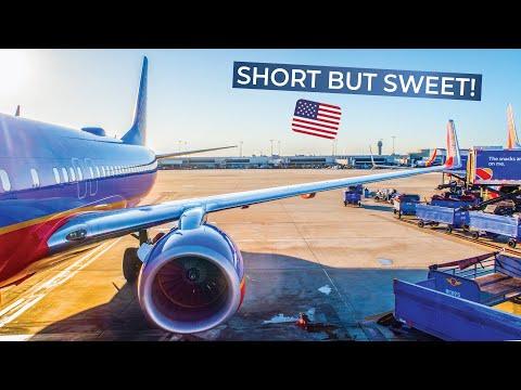 TRIPREPORT | Southwest Airlines (ECONOMY) | Oakland, CA - Las Vegas | Boeing 737-800