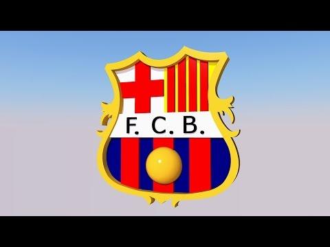 FC Barcelona 1910 - SketchUp 3D Model