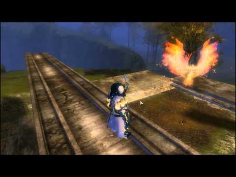 Guild Wars 2 - PvP Rank 70 Fenix Finisher