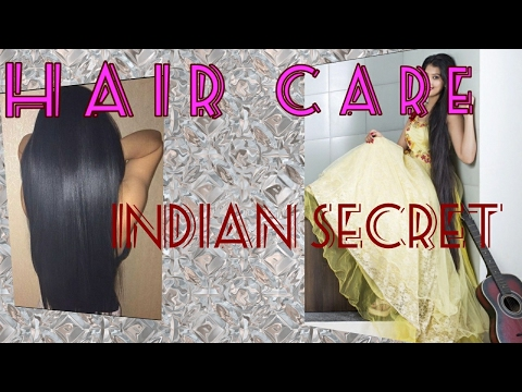 Hair Care Routine - Indian Secrets For Damaged Hair Care at Home & Hair Growth   Sandhy's beauty hub