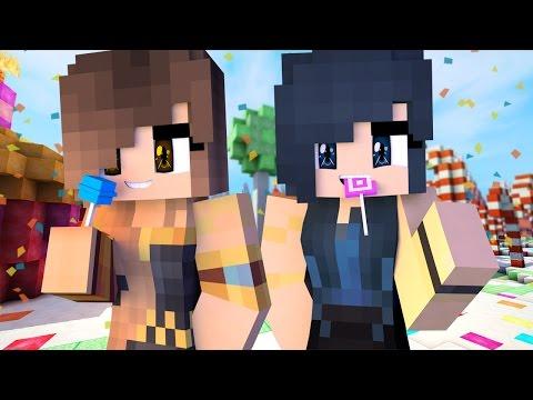 Minecraft Adventures - TRESPASSING CANDY KINGDOM!? (Minecraft Roleplay)